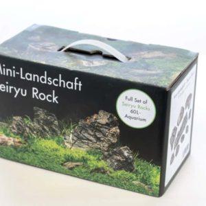 Sten Rock-Box Minilandskap
