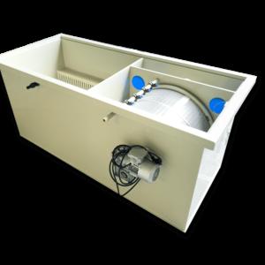 Makoi BioDrum 80 med biodel