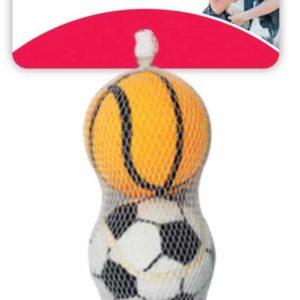 Leksak Sport Balls 3p