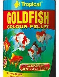 Tropical Goldfish Colour Pellets - 250 ml