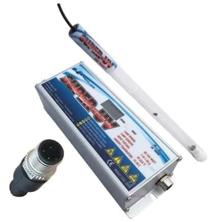 Air Aqua Super UV Amalgam Submersible 75 Watt