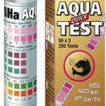 Vattentester eSHa Quick 50p