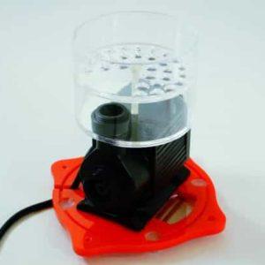 Effektiv invändig skummare av hög kvalitet med justerbar DC-pump. Passar till akvarium på upp till 900l. Luftintag 800 l/h. Skummarens bottenplatta är 17,5x17,5cm.