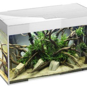 Akvarium Glossy 472L Vit