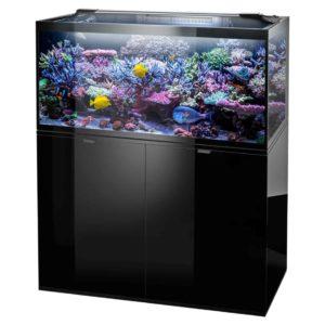 Akvarium Set Glossy Marine 313L Svart