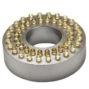 LED ring 48 dioder färgskiftande