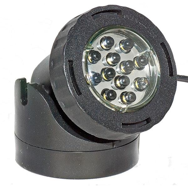 LED Spot 12 3 pack 4.8 W 3x1.6 W