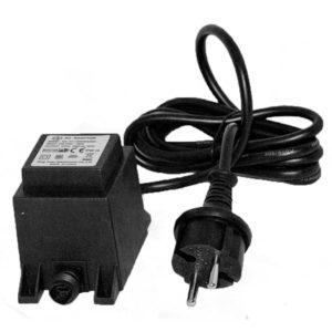 Transformator IP44, 24v, 36 W