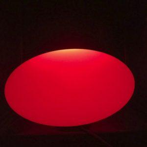 LED Lampa RGB till ljusglob m fjärr