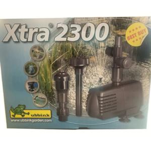 Fontänpump Xtra 2300 l/t