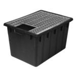 JP container rectangular 80 * 48.5 * 29.5 cm