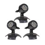 LED Spot Power 3W – 3 pack plast