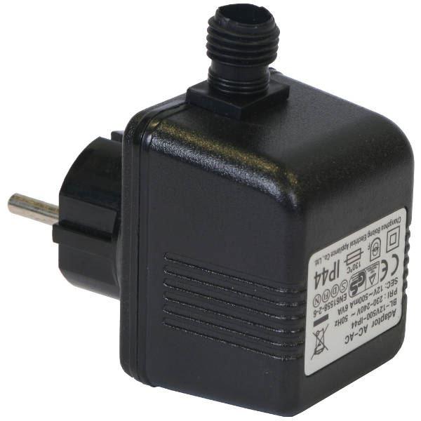 Transformator IP44, 12v, 21 W ink trev