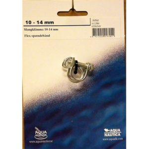 Slangklämma spiralslang 10-14 mm