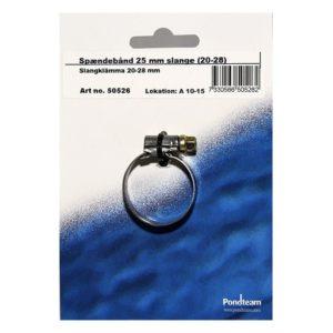 Slangklämma 20-28 mm