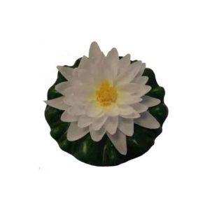 Näckros vit 15 cm