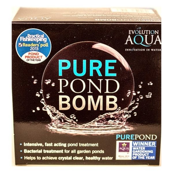 Pondbomb 500gr / 20000 1