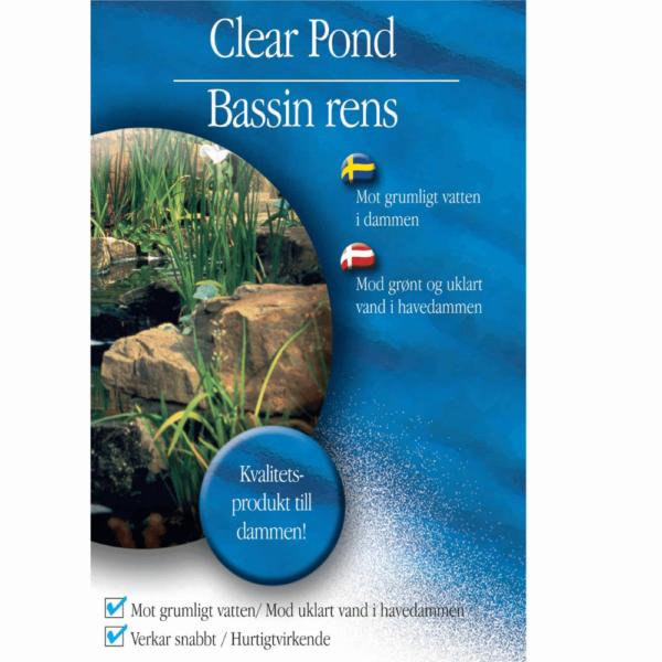 Clear Pond 1000 ml till 20000 l.