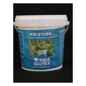 Koi Stabil 1 kg till 10000 liter