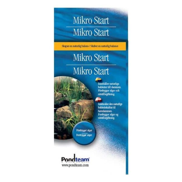 Mikro Start nedbrytningsbakterier 6000