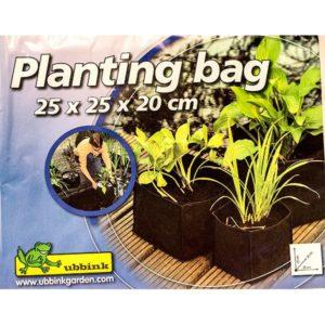 Planteringsnätpåse 25x25x20 cm