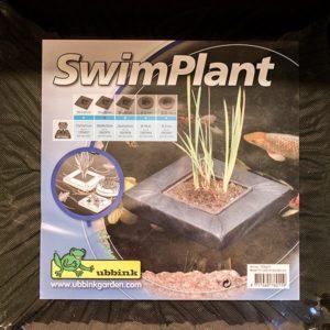 Planteringsö flytande t. kvadratisk 20cm