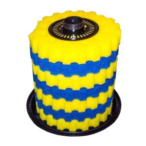 Filterplattor XL/PL 40-80000 (7 svampar)