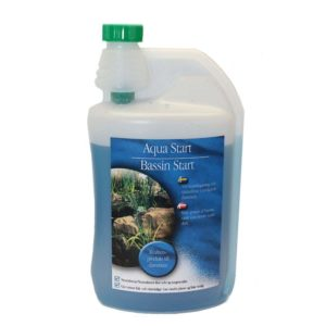 Aqua Start 250 ml vid nyinredning