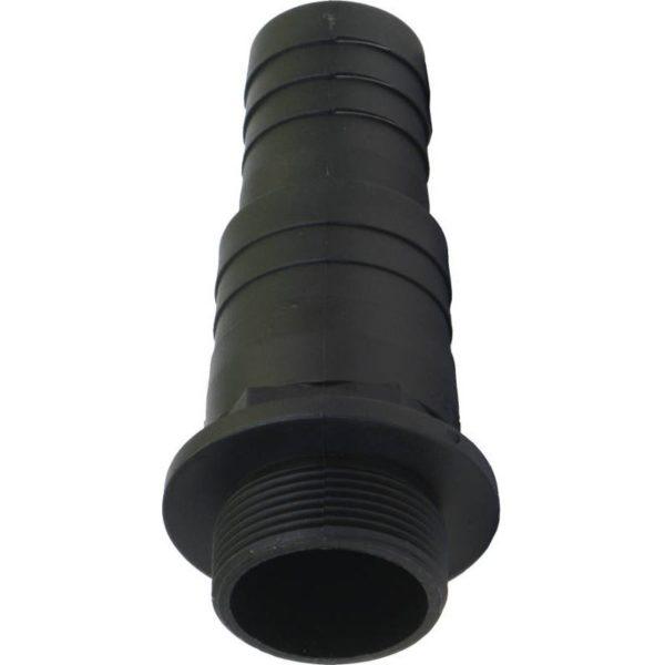 Gängad universaladaptor 2″ x 50- 63 mm