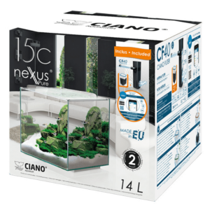 AKVARIUM NEXUS PURE 15CLASSIC CIANO