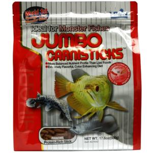 HIKARI FLYTANDE JUMBO CARNISTICKS 500 g
