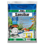 AKVARIEGRUS SANSIBAR WHITE JBL 5 kg