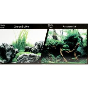 SEAVIEW BAKGRUND GREEN SPIKE/AMAZONIA15m/45cm