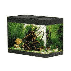 StyleLine 125 Aquarium Svart