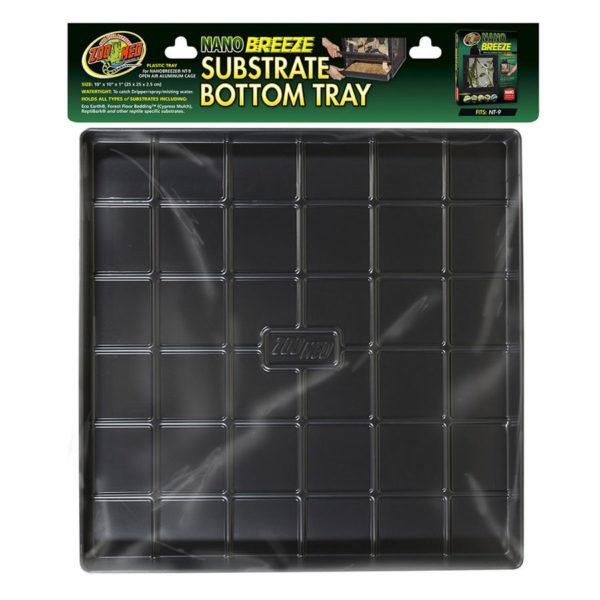 Zoo Med NanoBreeze Substrate Tray for NT-9 (25x25 cm)