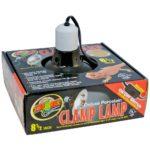 Zoo Med Porcelain Clamp Lamp 22cm