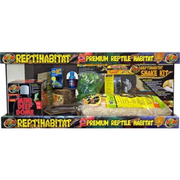 Zoo Med ReptiHabitat Snake Kit 76x30x30cm